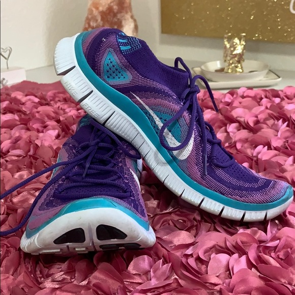 Athletic shoes from Nike.